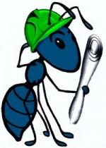 муравей-талисман сайта